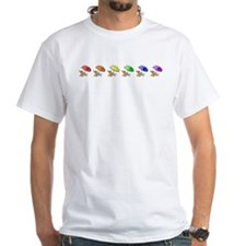 Rainbow Beach Chairs Shirt