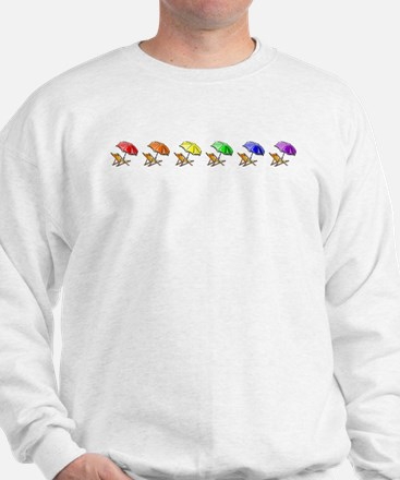 Rainbow Beach Chairs Jumper