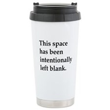 This Space Travel Mug