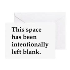 This Space Greeting Card