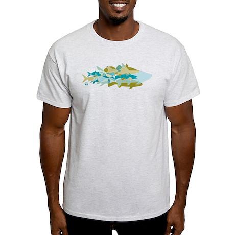 Inshore sport fish_mosaic T-Shirt