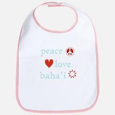 Peace, Love and Baha'i Bib