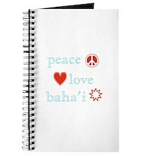 Peace, Love and Baha'i Journal