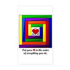 Quilt Square Decal