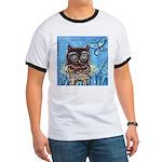 owls Ringer T
