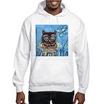 owls Hooded Sweatshirt