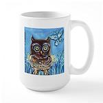 owls Large Mug