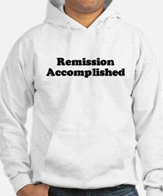 Remission Accomplished Hoodie