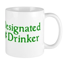 Designated Drinker Irish Mug