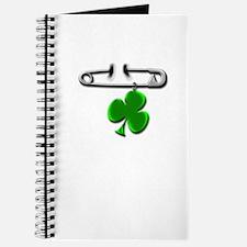 Unique Irish pins Journal
