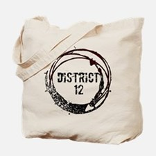 District 12 Hunger Games Gear Tote Bag