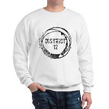 District 12 Hunger Games Gear Sweatshirt