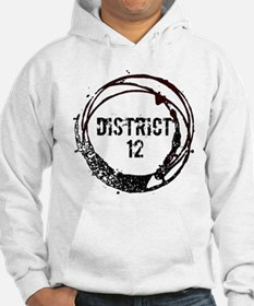 District 12 Hunger Games Gear Hoodie