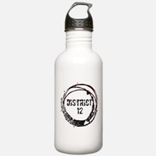 District 12 Hunger Games Gear Water Bottle