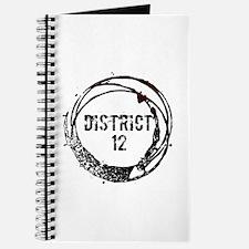 District 12 Hunger Games Gear Journal