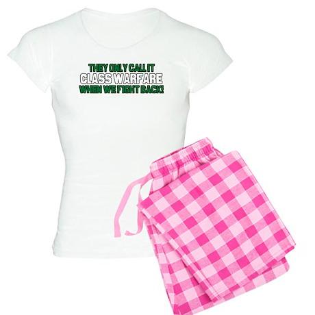 They Only Call it Class Warfa Women's Light Pajama