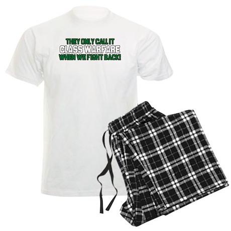They Only Call it Class Warfa Men's Light Pajamas