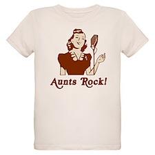 Retro Aunts Rock T-Shirt