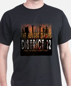 District 12 Mining Hunger Games Gear T-Shirt