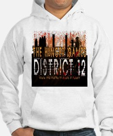 District 12 Mining Hunger Games Gear Hoodie