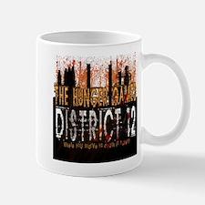 District 12 Mining Hunger Games Gear Mug