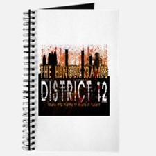 District 12 Mining Hunger Games Gear Journal