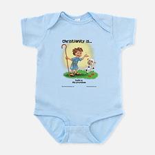 Faith in His Promises Infant Bodysuit