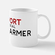 Support:  DAIRY FARMER Mug
