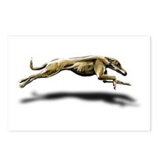 Greyhound Illustration Postcards (Package of 8)