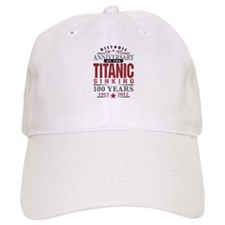 Titanic Sinking Anniversary Baseball Cap