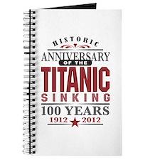 Titanic Sinking Anniversary Journal