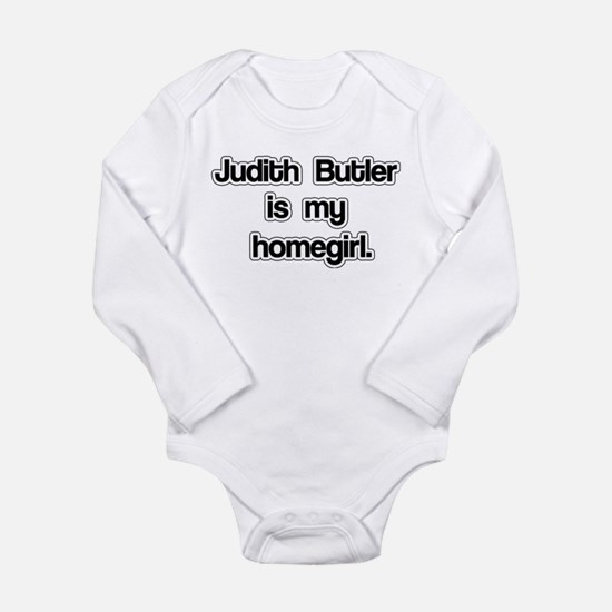 Judith Butler is my homegirl. Long Sleeve Infant B