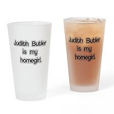 Judith Butler is my homegirl. Drinking Glass