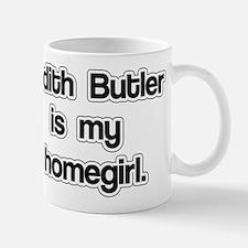 Judith Butler is my homegirl. Mug