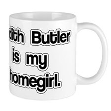 Judith Butler is my homegirl. Small Mug