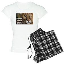 Betty White Cougars Pajamas