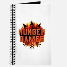 Hunger Games Heat Journal