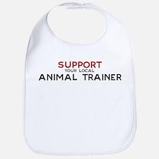 Support:  ANIMAL TRAINER Bib