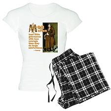 Men Often Bear Pajamas