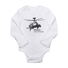 Wings are for Faries AH-64D Baby Outfits