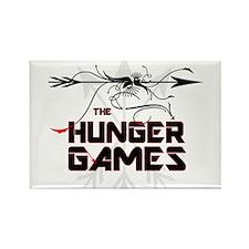 Hunger Games Gear Rectangle Magnet