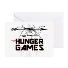 Hunger Games Gear Greeting Cards (Pk of 10)