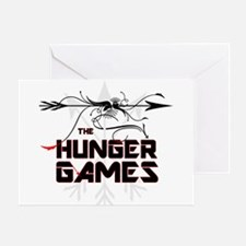Hunger Games Gear Greeting Card