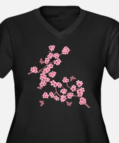 Blossom Plus Size T-Shirt