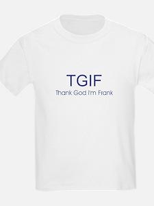 TGIF Kids T-Shirt