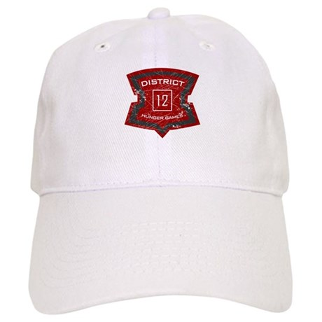 District 12 sign Cap