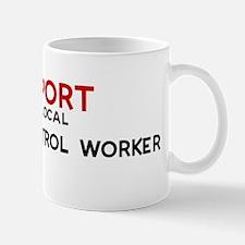 Support:  ANIMAL CONTROL WORK Mug
