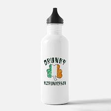 Irish Drunky Water Bottle