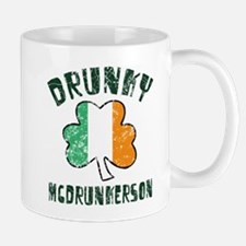 Irish Drunky Mug