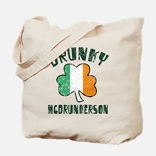 Irish Drunky Tote Bag
